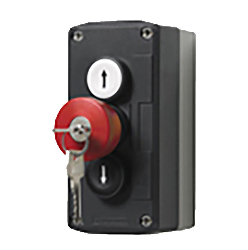 NASSAU el betjening med nøgle portåbner