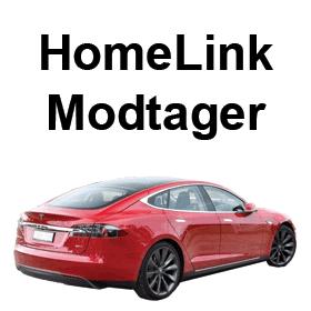 NASSAU Garageport HomeLink Modtager