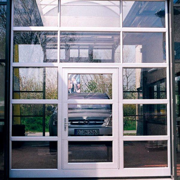NASSAU port i glas med gangdør