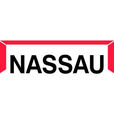 NASSAU logo - porte til privat og industri
