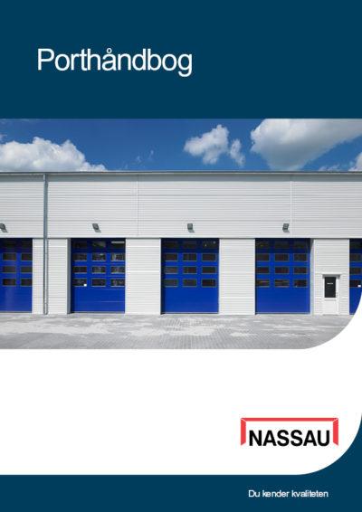 NASSAU porthåndbog - brochure