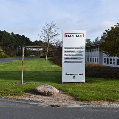 find NASSAU Door industriporte og garageporte