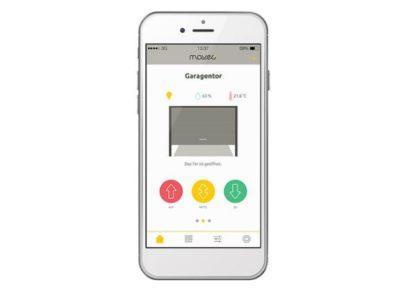 Maveo startpakke med sensor