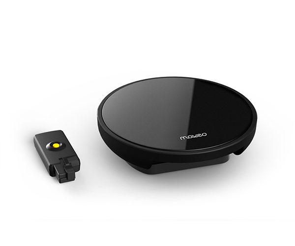 Maveo Start Box tilslutter Garageporte til Smartphone