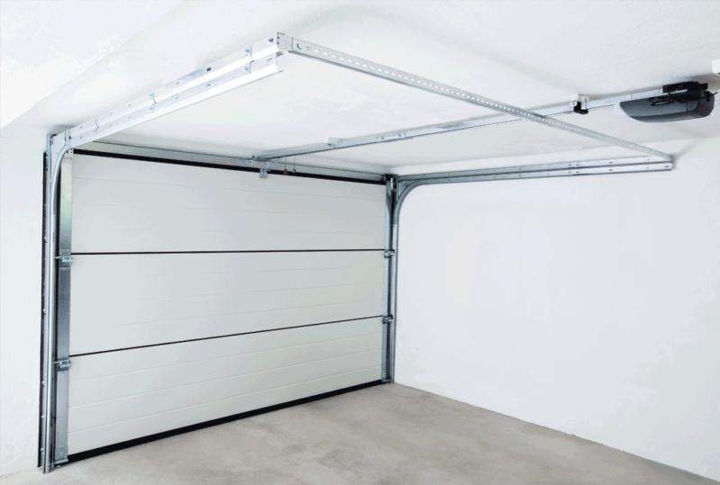 NASSAU Garageport indvendig
