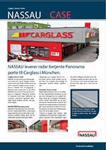 NASSAU carglass case