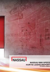 hurtig ledhejseport brochure fra NASSAU