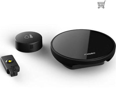 Maveo garageport app startpakke til smart home med kurv