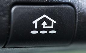 Få homelink knap til din garageport