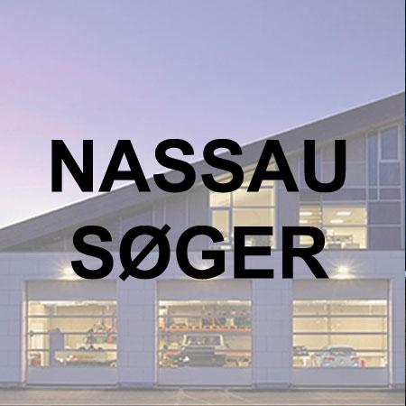 job hos NASSAU industriporte og garageporte