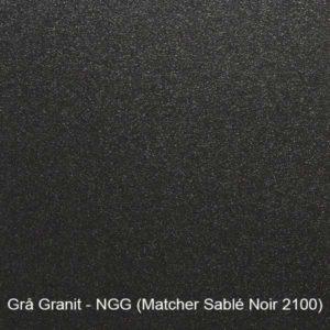 Grå Granit farveprøve