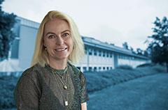 Marketingschef Gitte Tindbæk