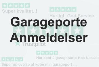Garageport anmeldelser fra trustpilot
