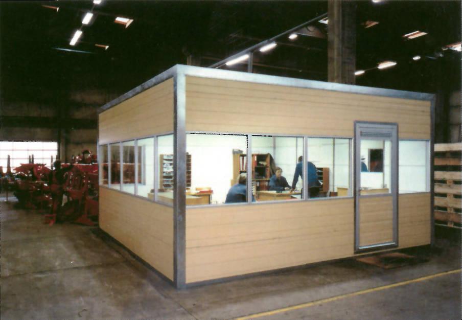 NASSAU værkfører kontor fra 1985.