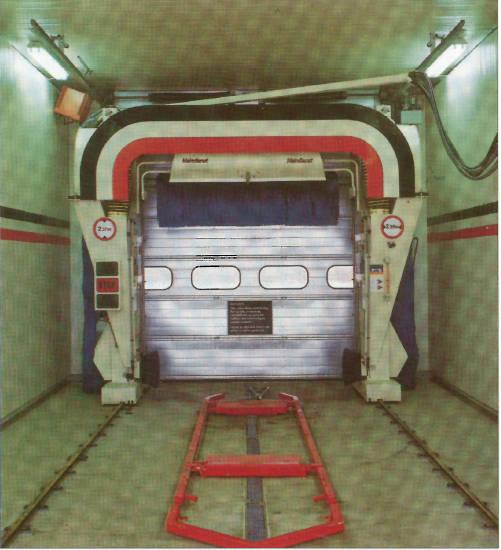 NASSAUs vaskehalsport fra 1985