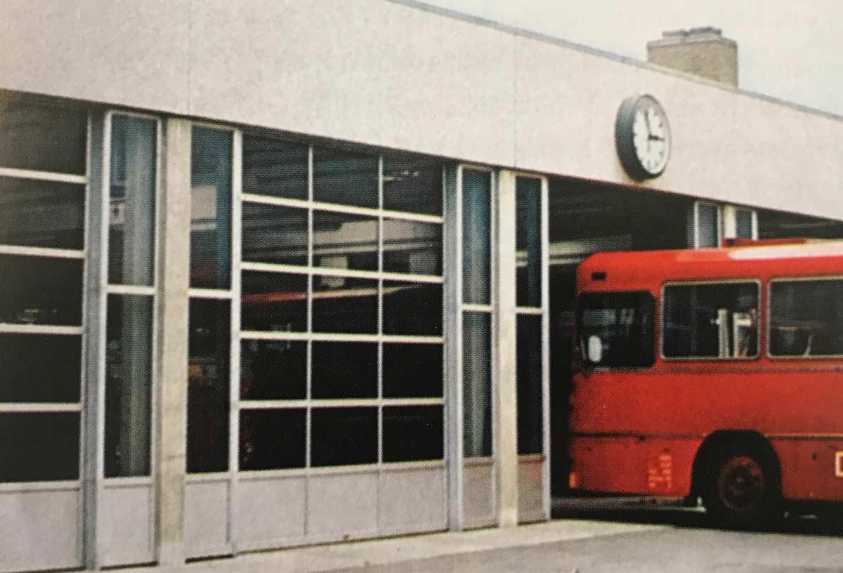 Nassau ledhejseporte til Svendborg rutebilstation