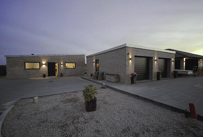 NASSAU garageporte KFS boligbyg