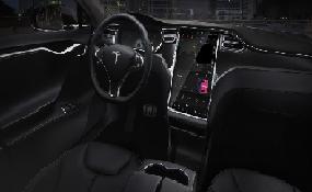 Tesla homelink garageport integration