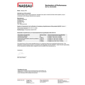 NASSAU-UPS-Declaration