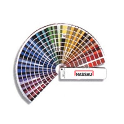NASSAU Farver til port industriport garageport