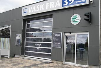 NASSAU Panorama billede